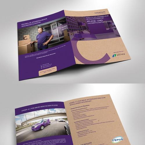 Runner-up design by GAFNS