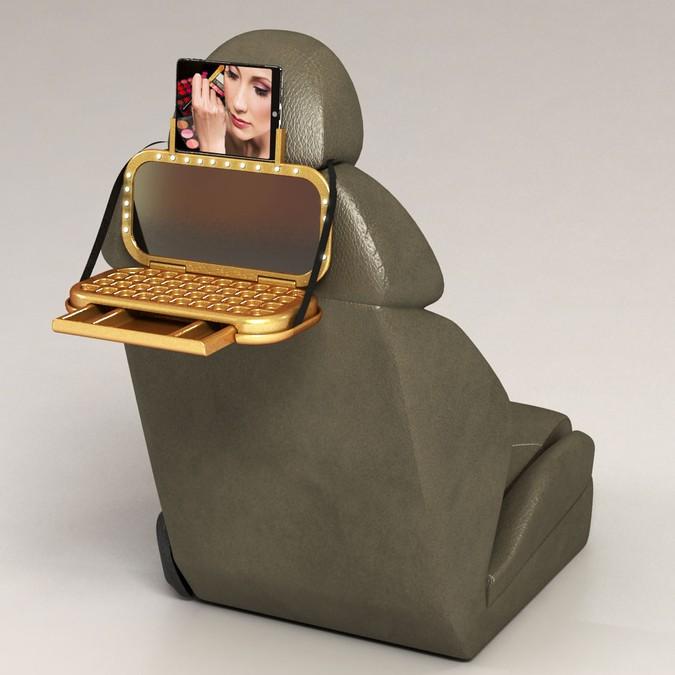 Diseño ganador de 3D Mind