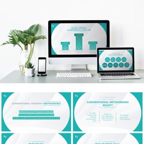 Runner-up design by DesignManiac™
