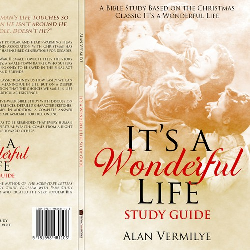 Create cover for Bible Study Guide   Book cover contest