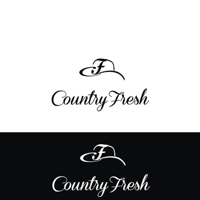 Country fresh logo design contest for Home decor logo 99 design contest