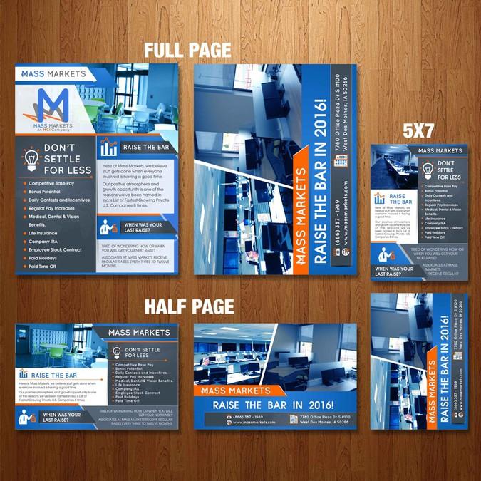 Winning design by K41Z4