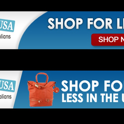 online shopping usa needs a new banner ad banner ad contest. Black Bedroom Furniture Sets. Home Design Ideas