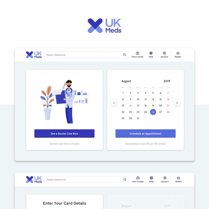 Design vencedor por Uladzis
