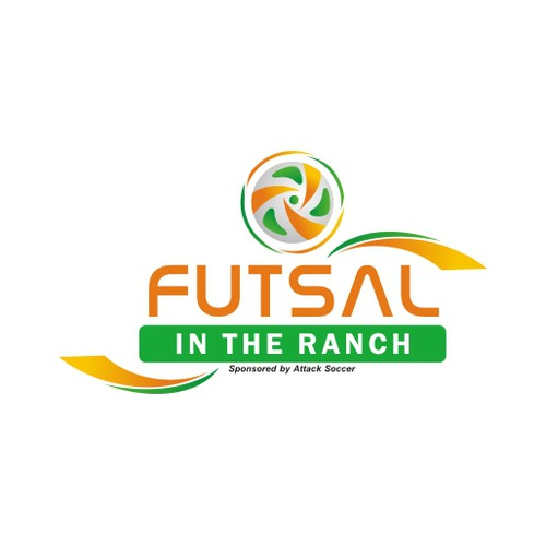 Create Logo Futsal League Kids Design Contest Runner Dogblock Gambar