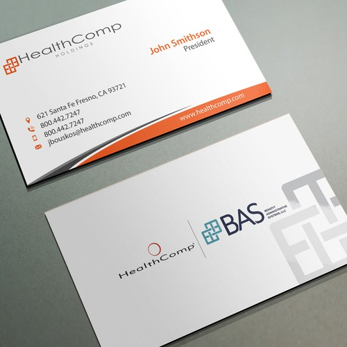 Design business cards for a new company business card contest entries from this contest colourmoves