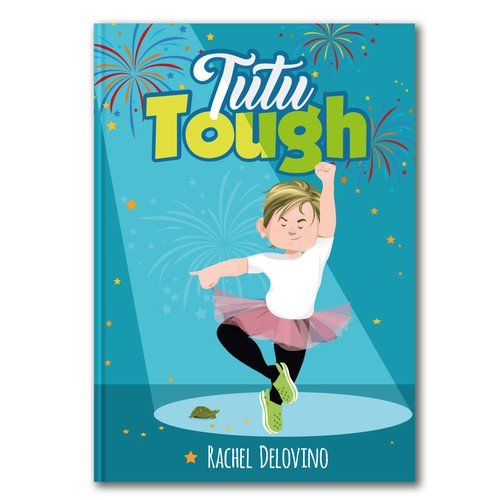Design a book cover! Middle Grade (ages 8-12) Contemporary Fiction: Fun! Action! Heart! Design by barreto.nieves