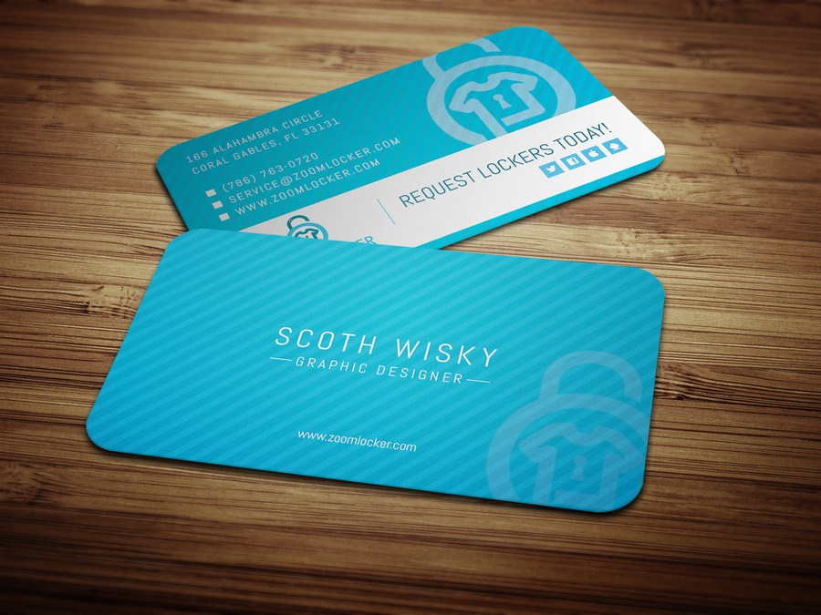 Winning design by Scoth Wisky
