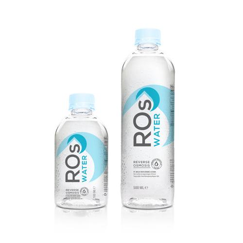 Design A Mineral Water Bottle Label