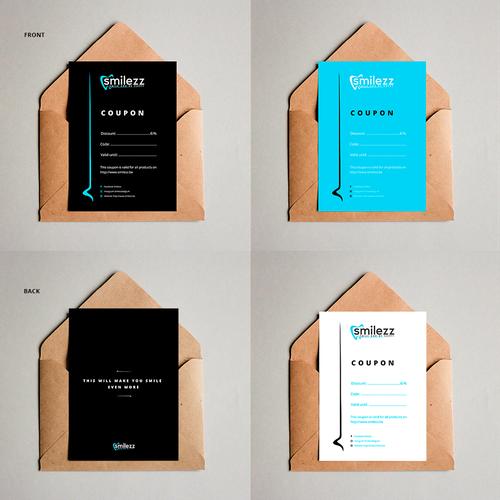Runner-up design by lisaclau