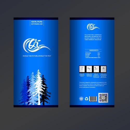 Runner-up design by albaluna