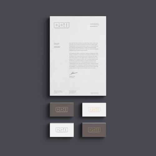 Runner-up design by dky