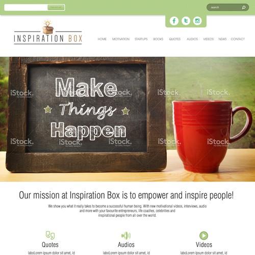 Ontwerp van finalist Freelance-Studio