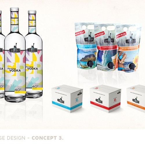 Runner-up design by Niccolo.design