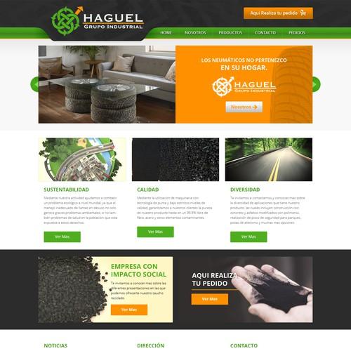 Design finalista por MaximaDesign