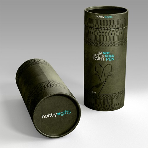 Runner-up design by Pradia Designs