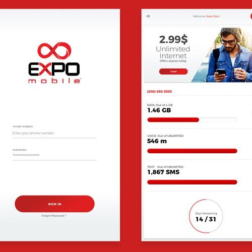 Runner-up design by zasul