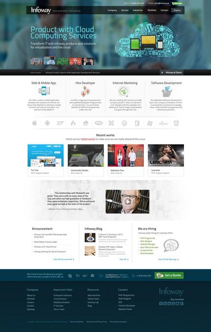 Winning design by ashwa.interactive