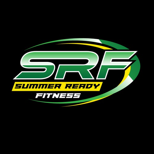 Create a hip hop fitness logos gender friendly and non intimatading