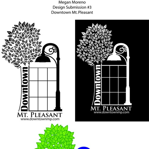 Diseño finalista de Megan M.