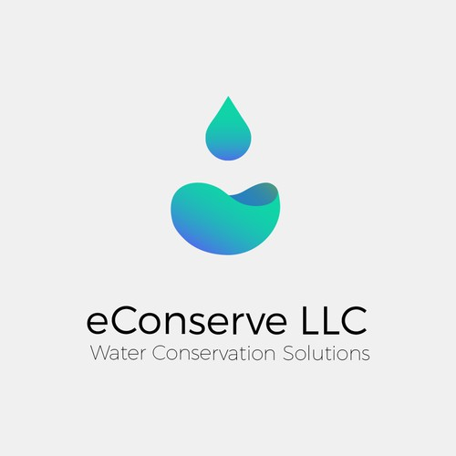 water conservation logo logo design contest