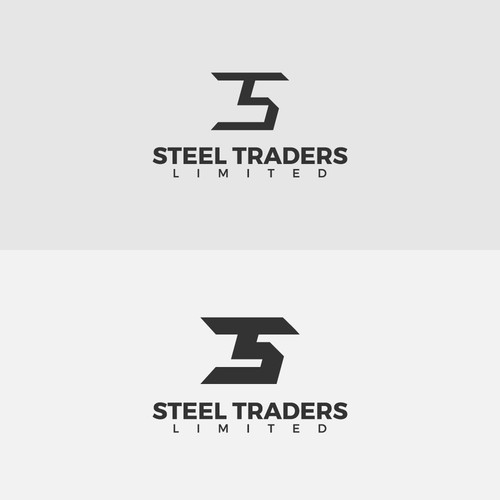 Corporate Logo for A Steel Trading Company | Logo design ...