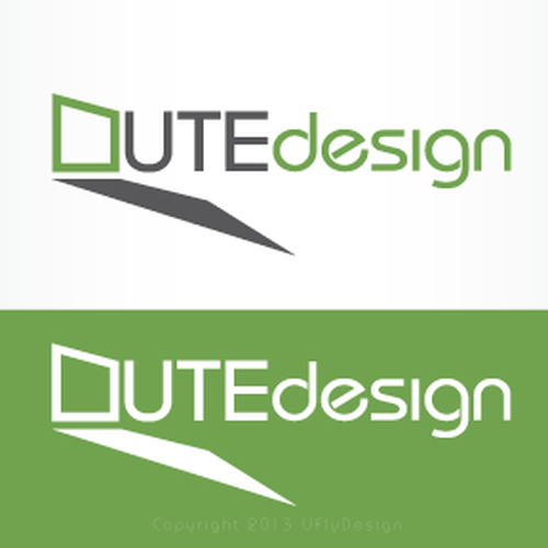 Runner-up design by UFly Design