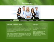 Web page design by PradG
