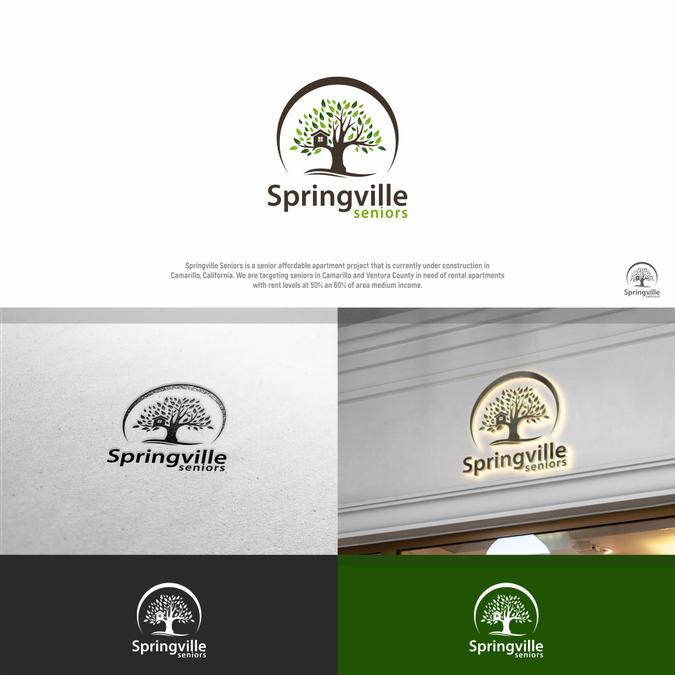 Cheap Apartments In California: Springville Seniors (Senior Affordable Apartments In