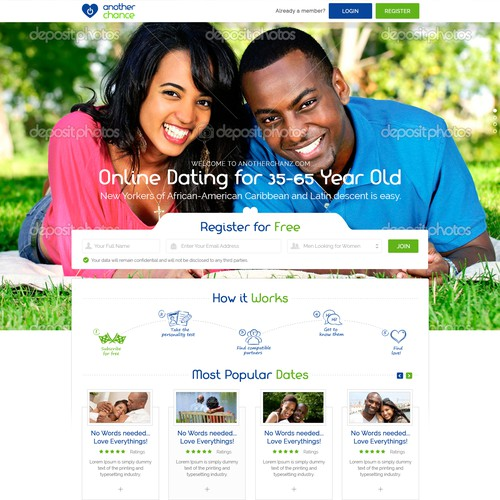 The Best Black Dating Site is at