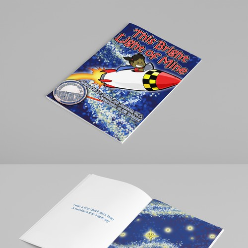 Runner-up design by Tomasson