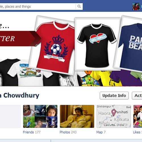 Diseño finalista de Arijit Chowdhury