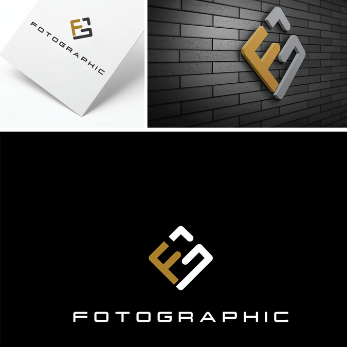 design an unforgettable new logo for fotographic logo