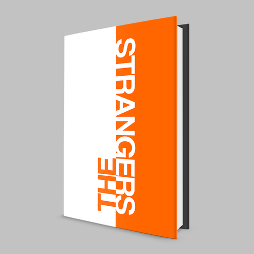 Simple Book Cover Up ~ Create a clean simple yet powerful book cover for an