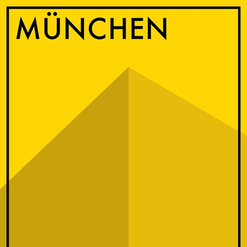 99d Community Contest: Create a poster for the beautiful city of Munich (MULTIPLE WINNERS!) Design by StBellic