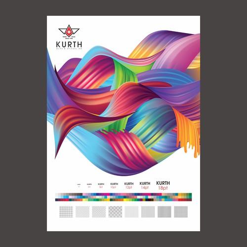 Runner-up design by Trisixtin