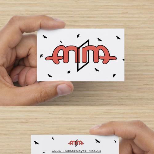 Create a beautiful designer business card Design by r2790