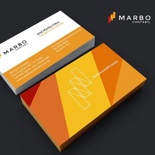 Crie uma logotipo para um escritório tradicional de contabilidade que tem 40 anos. Design por Apoo Design