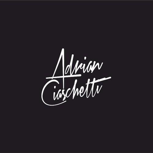 Logo in calligraphy/signature/autograph style | Logo design