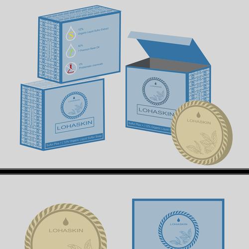 Runner-up design by Po&. RJ