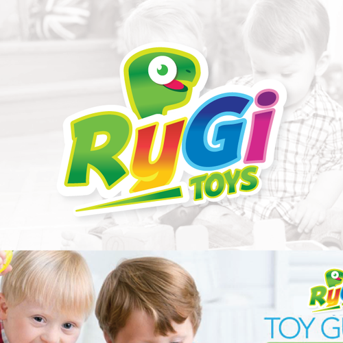 Design a logo for an international toy brand contest di logo for International decor brands