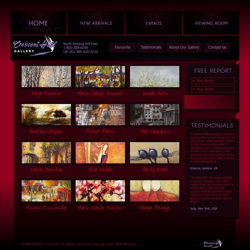 Diseño finalista de RVDizz
