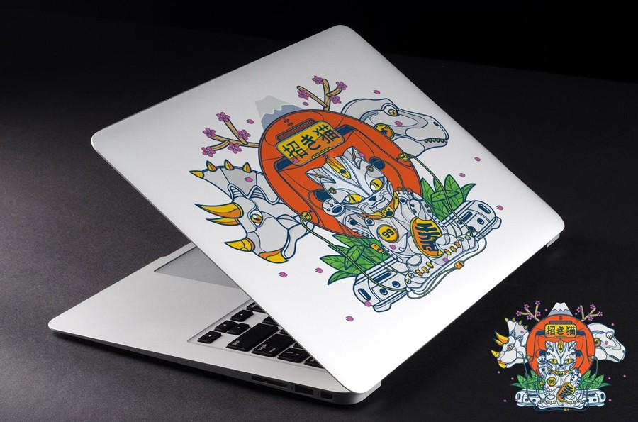 Diseño ganador de ghozai
