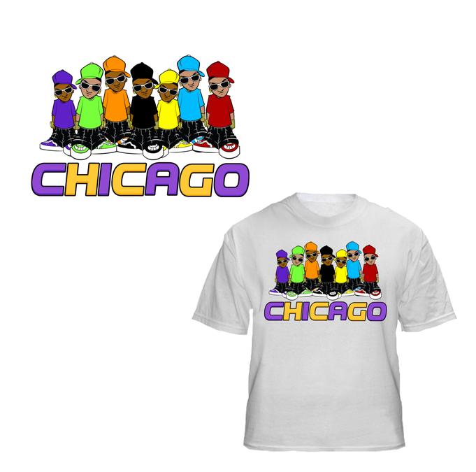 Winning design by BluRoc Designs