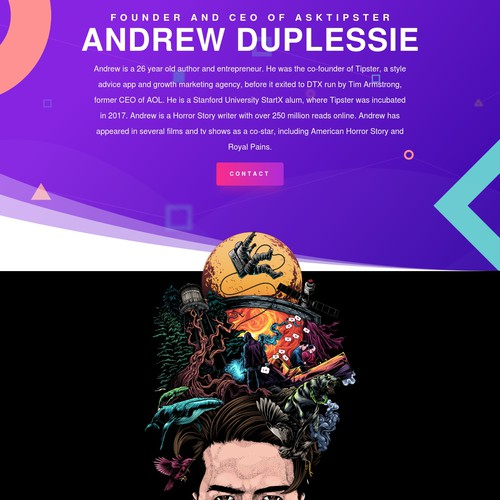 Zweitplatziertes Design von WebCreatorPro