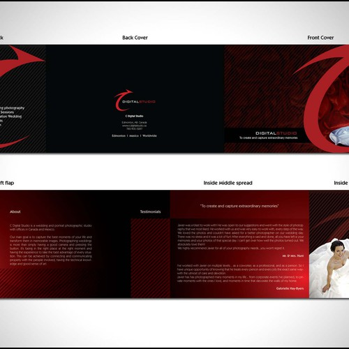 Runner-up design by Phenomena™