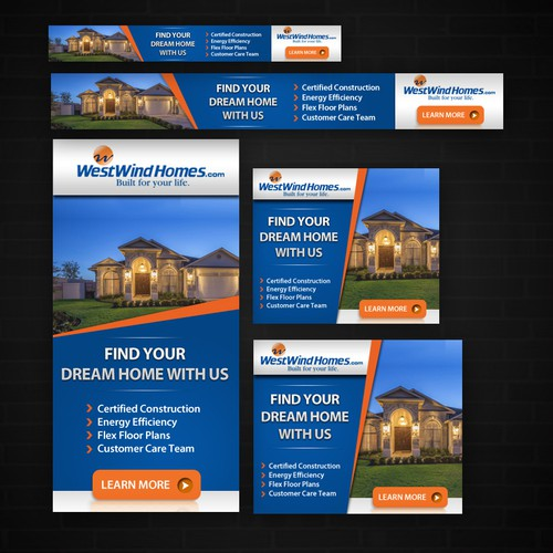 Real Estate Web Banners Banner Ad Contest 99designs