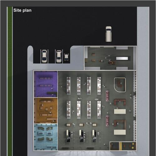 Design finalista por AL_X