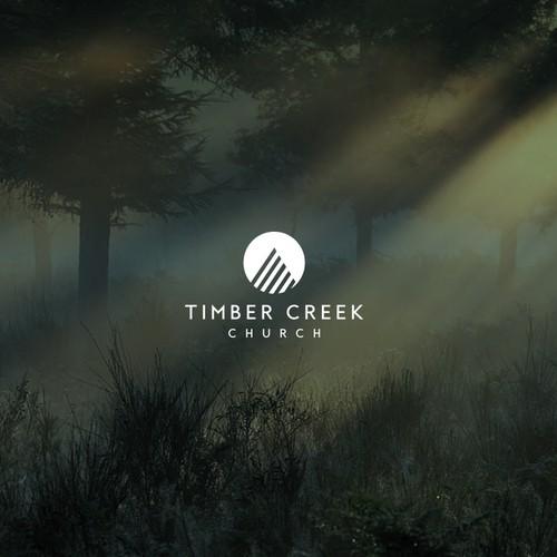 Create a Clean & Unique Logo for TIMBER CREEK Diseño de maestro_medak