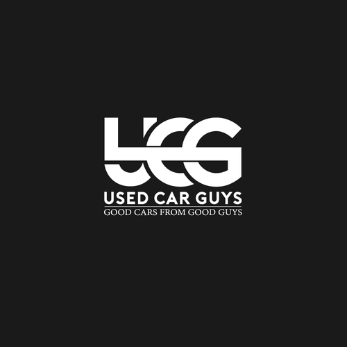 Automotive Dealer Needs New Clean And Modern Logo Logo Design Contest - Good guys used cars